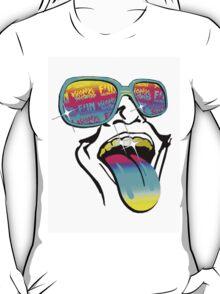 graphic glasses T-Shirt