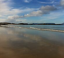 Camusdarrach Beach by csummers