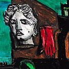 Song Of Love(After Giorgio De Chirico ) by RobynLee