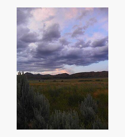 Sagebrush Country Photographic Print