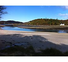 Silver Sands of Morar Photographic Print