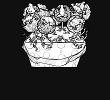 cake pop frog box (black & white) Mens V-Neck T-Shirt
