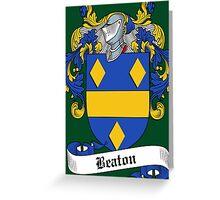 Barclay (Beaton)  Greeting Card