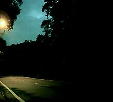 Road After Dark by withsun