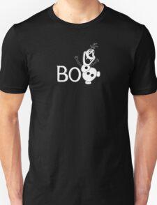 BOO - It's a Snowman! T-Shirt