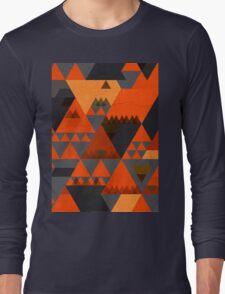 Indian Summer Long Sleeve T-Shirt