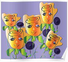 Little Girls Poster