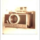 Polaroid Land Camera Model 180 by compoundeye