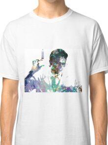 Galaxy Jeffery Combs Herbert West Classic T-Shirt