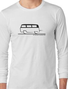 VW Bus Bay Window T2 Long Sleeve T-Shirt