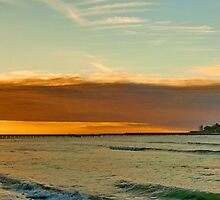 Granite Island Panorama - Victor Harbour, South Australia by PC1134