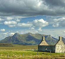 Moine House, Sutherland by Jamie  Green