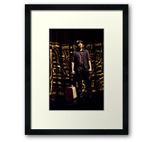 Karen Flamenco Presents... Framed Print
