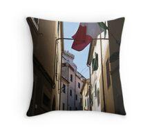 Viva Italia Throw Pillow
