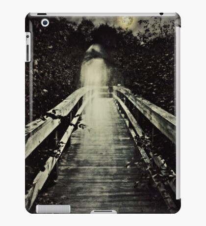 The Watcher on the Bridge iPad Case/Skin