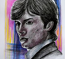 Tom Welling by Françoise  Dugourd-Caput