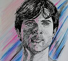 Tom Welling by FDugourdCaput