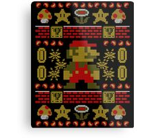 Super Ugly Sweater Metal Print