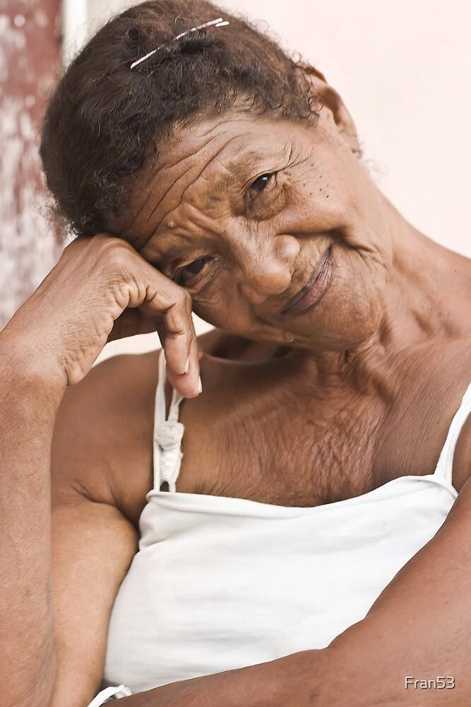 """""""Shy"""" woman of Trinidad by Fran53"""