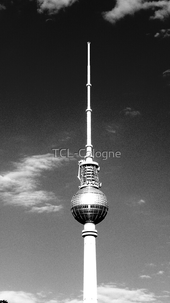 BERLIN - ALEX - TV TOWER by TCL-Cologne