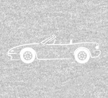 Mazda Miata MX-5 Kids Tee