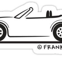 Mazda Miata MX-5 NB Sticker