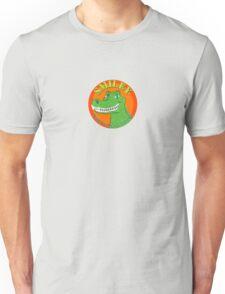 Smiley, The Alligator Unisex T-Shirt