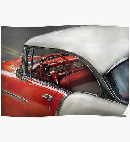 Car - Classic 50's  Poster