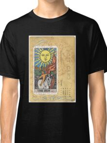 The Sun Tarot Card Classic T-Shirt