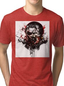 metal gear solid v the phantom pain Tri-blend T-Shirt