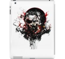 metal gear solid v the phantom pain iPad Case/Skin