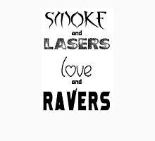 Smoke & Lasers Love & Ravers Tank Top