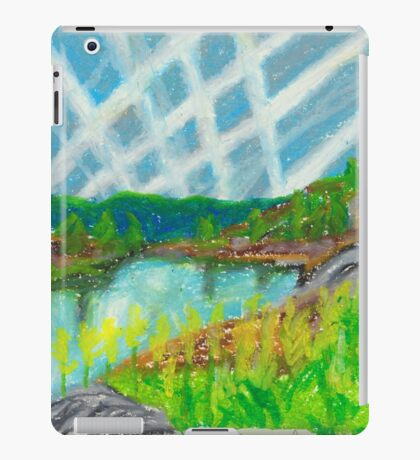 Chilkoot Pass iPad Case/Skin