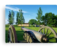 Prairie Outpost Canvas Print