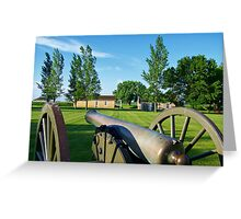 Prairie Outpost Greeting Card