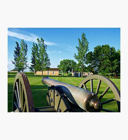 Prairie Outpost Photographic Print