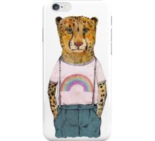 The Little Cheetah iPhone Case/Skin