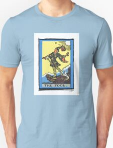 The Fool Tarot Card Unisex T-Shirt