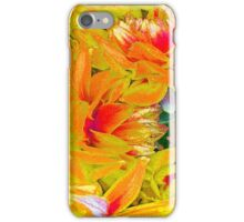 Flowers #2a iPhone Case/Skin
