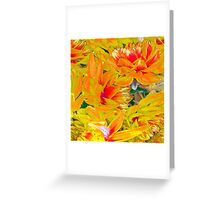 Flowers #2a Greeting Card