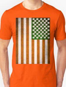 Irish American 015 Unisex T-Shirt