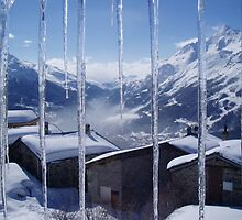 I see icy icicles by johnbanchory