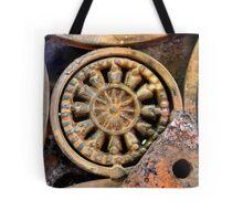 Gadget Wheel Tote Bag