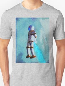 Space Jumping Unisex T-Shirt