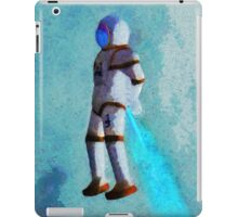 Space Jumping iPad Case/Skin