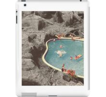 Is This The Place That They Call Paradise? iPad Case/Skin