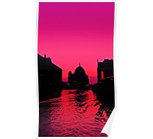 BERLIN - DOM SUNSET Poster