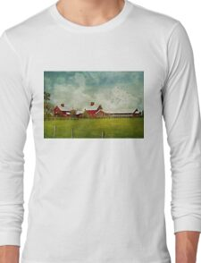 Another Day on the Farm Long Sleeve T-Shirt