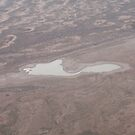 Look at Lake Eyre South by KazM