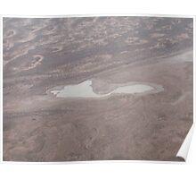 Look at Lake Eyre South Poster